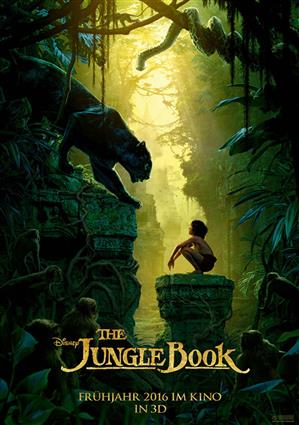 Film Poster Plakat - The Jungle Book