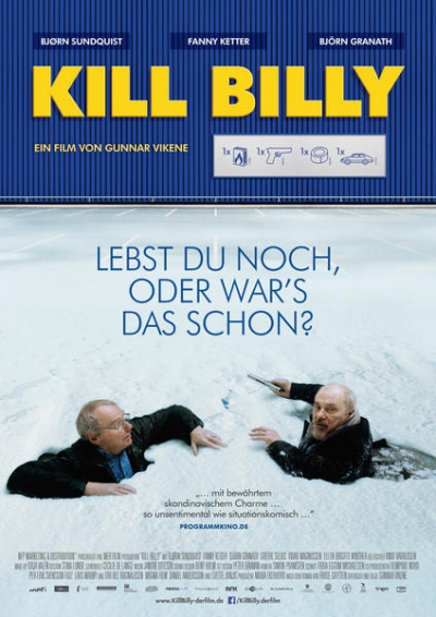 Film Poster Plakat - Kill Billy