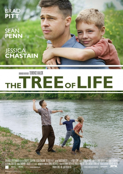 Film Poster Plakat - The tree of life