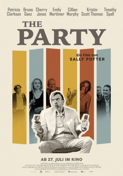 Film Poster Plakat - The Party